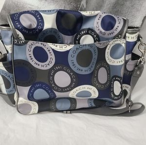 Coach Other - Baby diaper Coach Bag